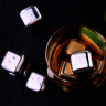 stainless steel ice cube (4 pieces)