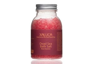 Xaluca Xaluca死海沐浴鹽 玫瑰味