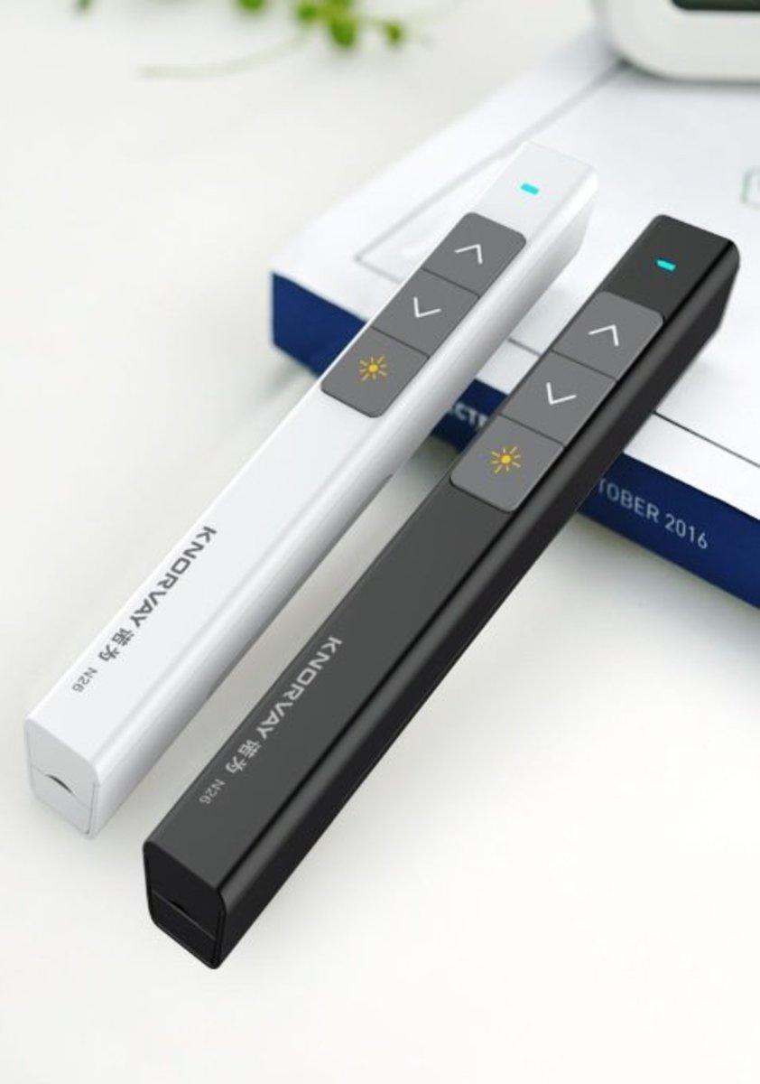 N26C-超鏈接版  簡報筆 WHITE