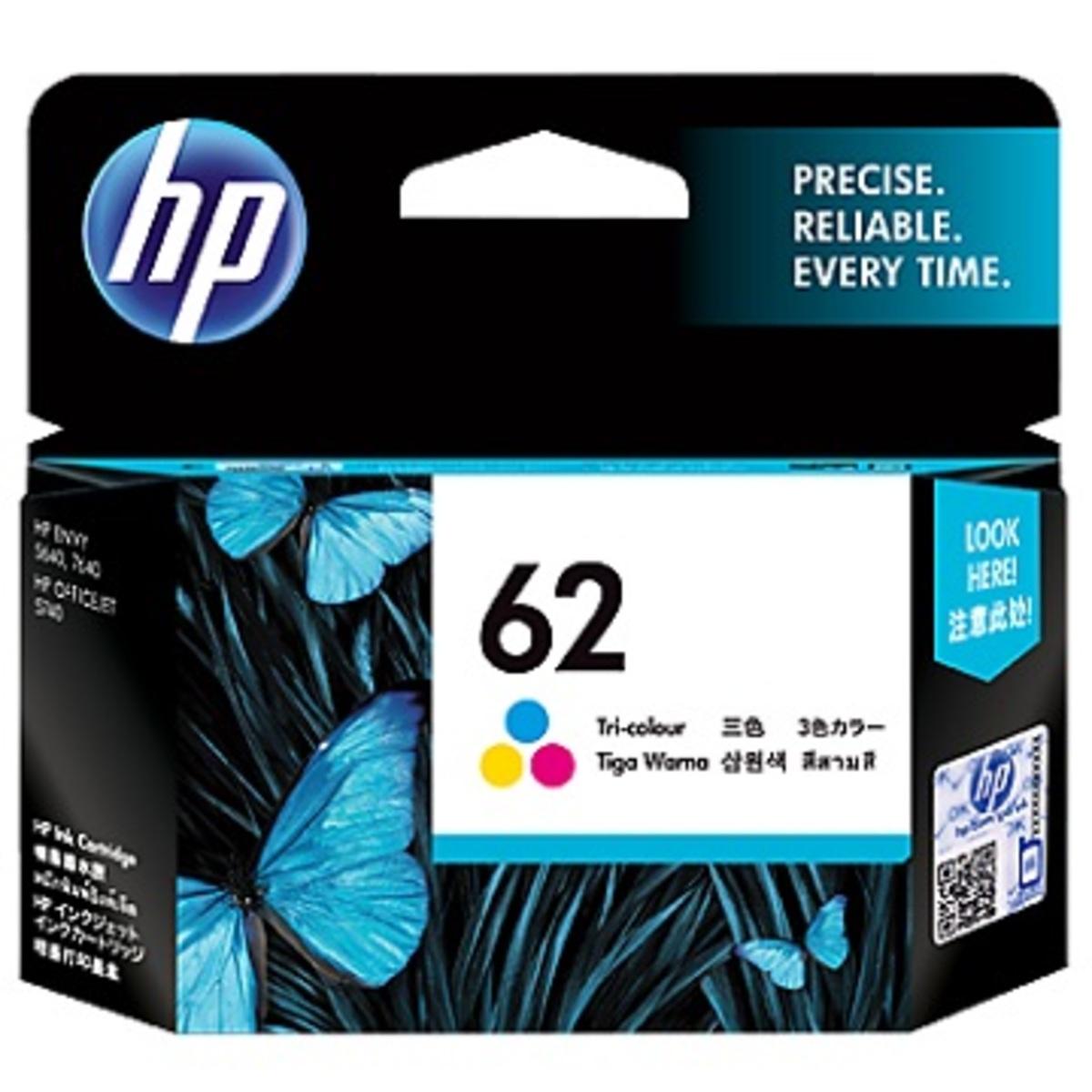 HP 62 COLOR INK