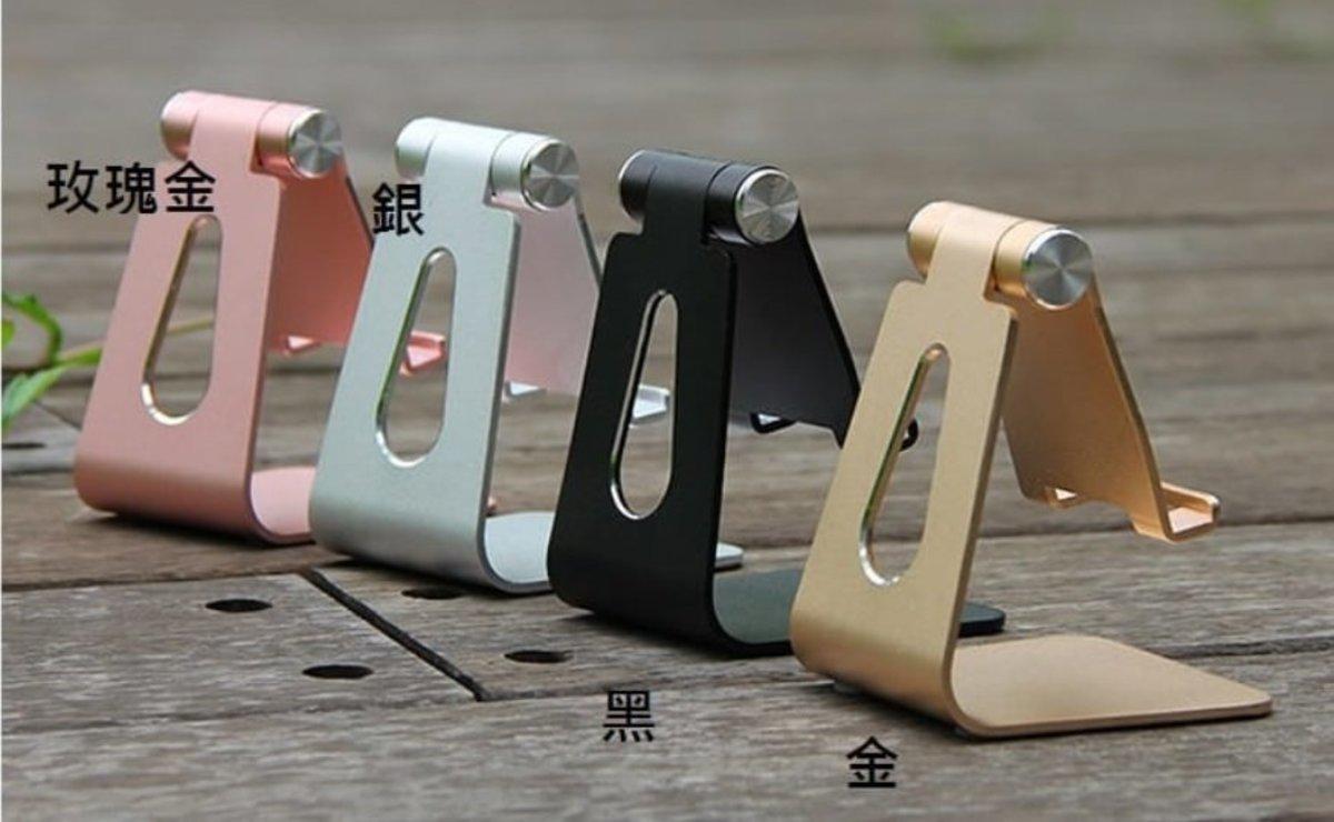 金屬手機支架 (銀色)