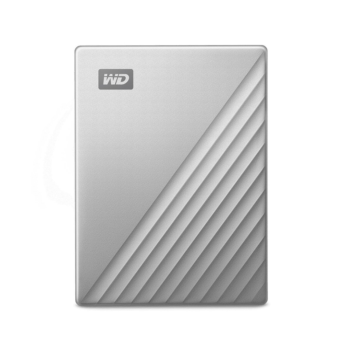 "WD 2.5"" 2TB (SILVER) Type C & A port, My Passport Ultra"