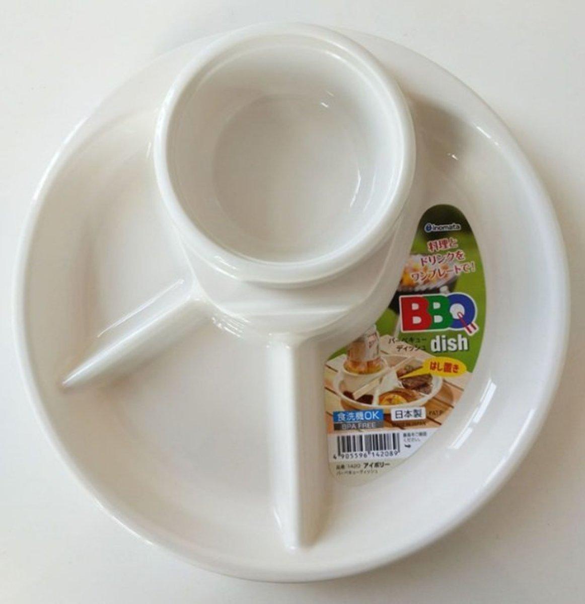 塑料餐盤  長: 21.00 CM 寬: 4.60 CM