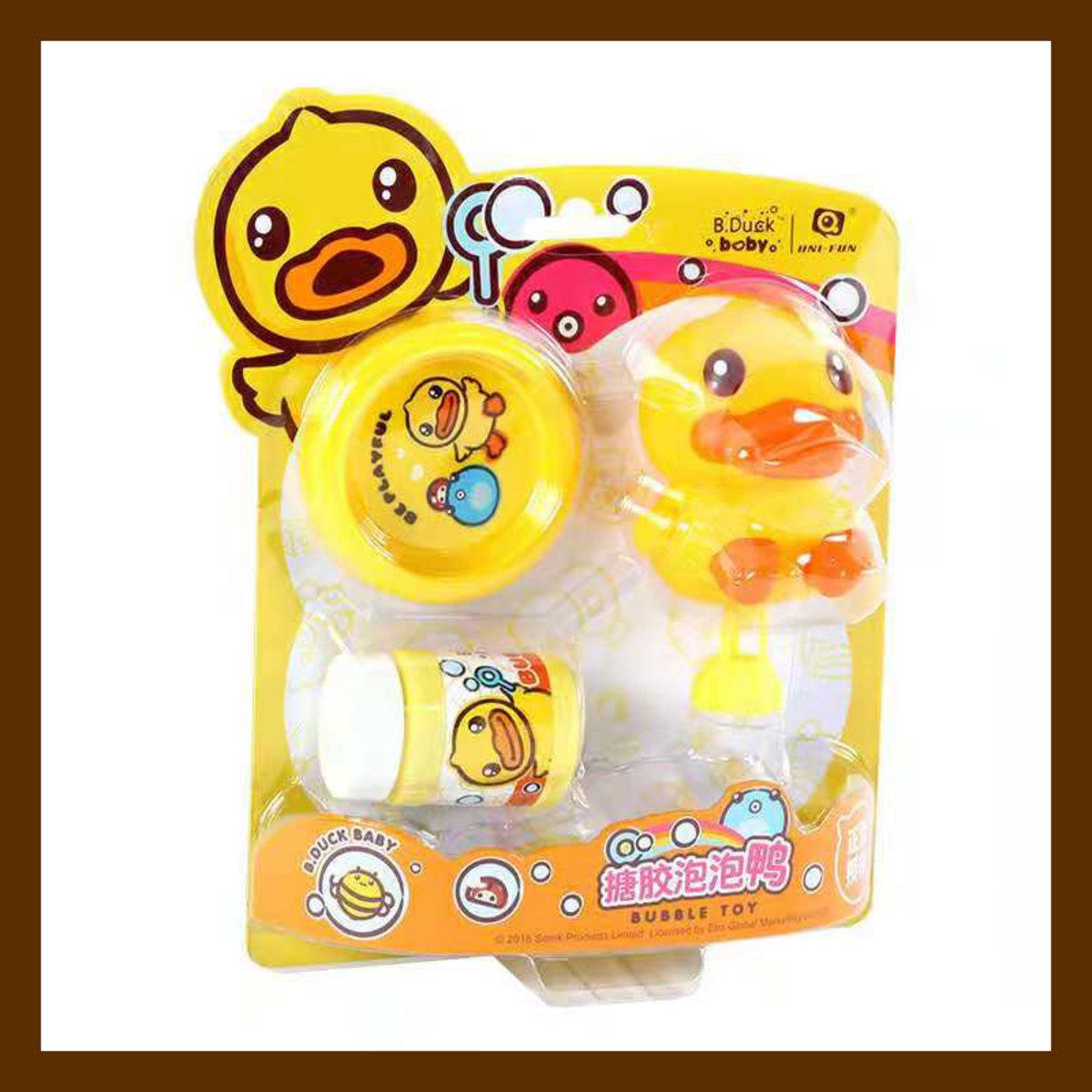 B Duck Bubble Toy(6971266380134)
