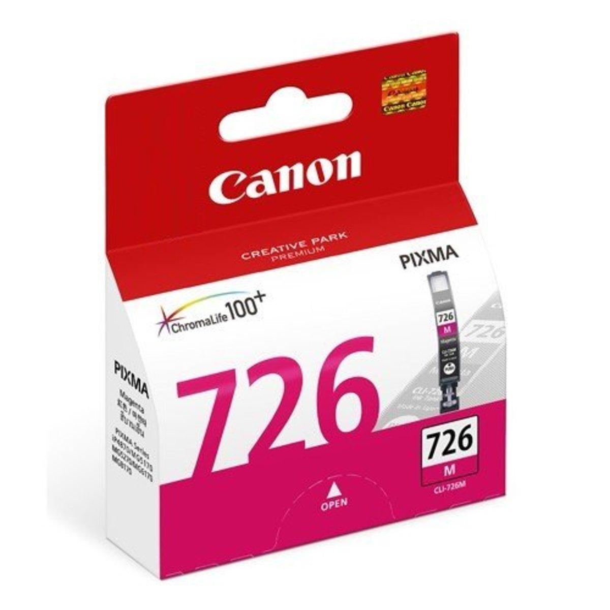CANON CLI-726 MAGENTA INK