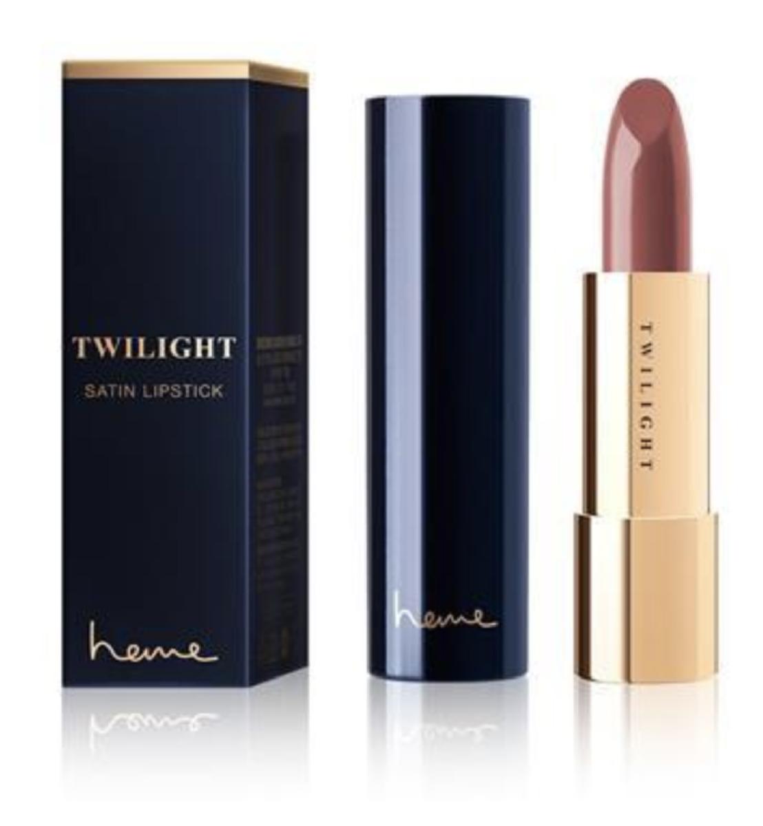 Heme Stain Lipstick 喜蜜經典緞光唇膏 ( Twilight 暮光) - 寧靜玫瑰色系 #02(4710704767081)