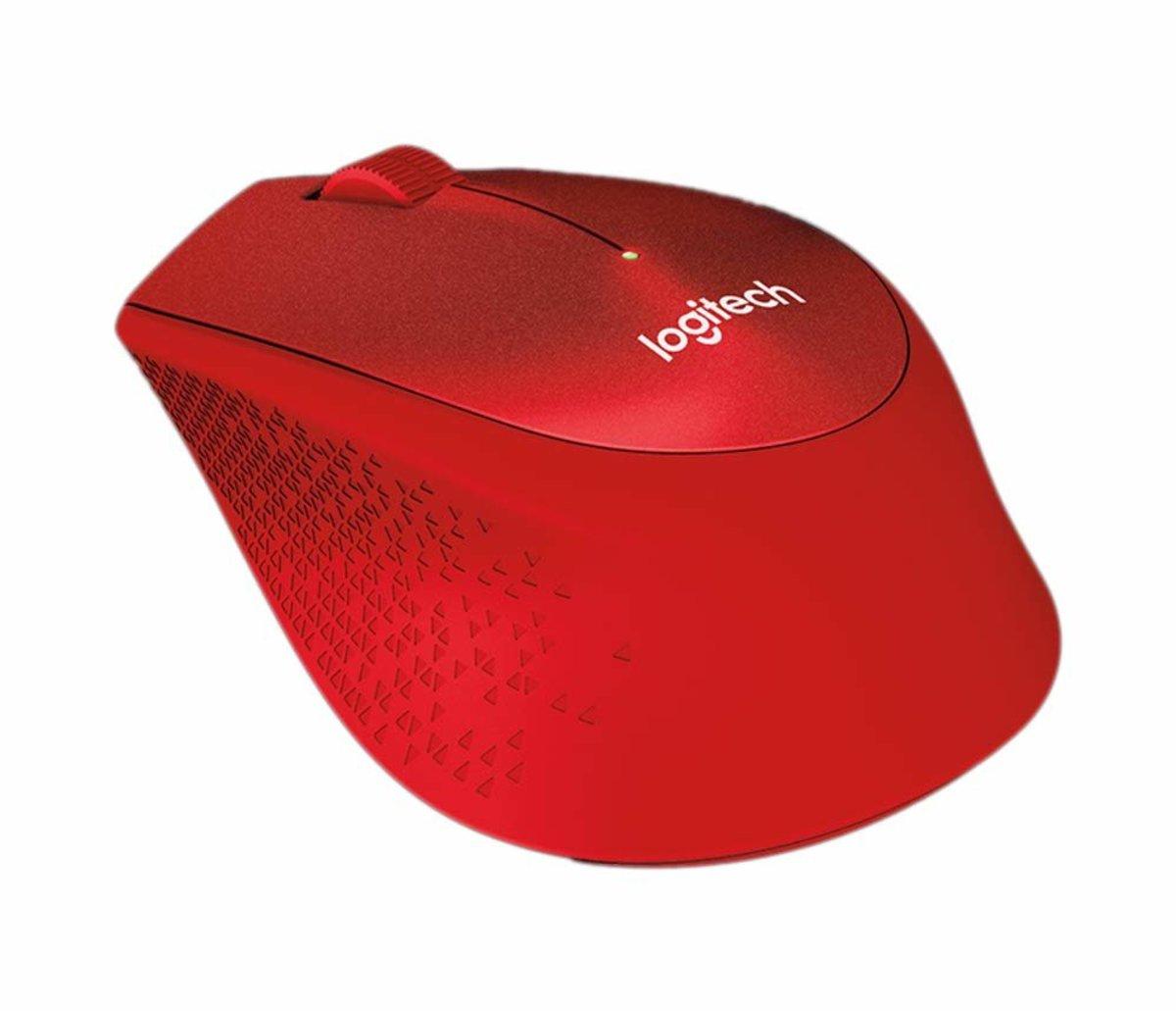 無線滑鼠 M331 (Red)