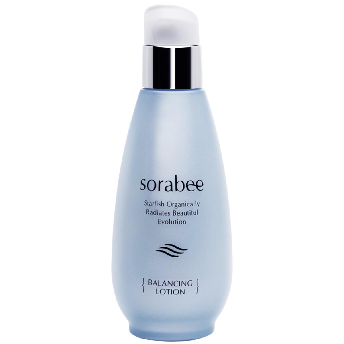 Sorabee Balancing Emulsion 均衡乳液 130ml 藍色