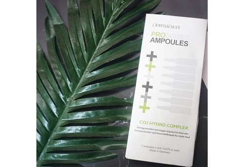 DermaExcel Proseries Ampoules 注氧救命水安瓶 (2ml x 7)