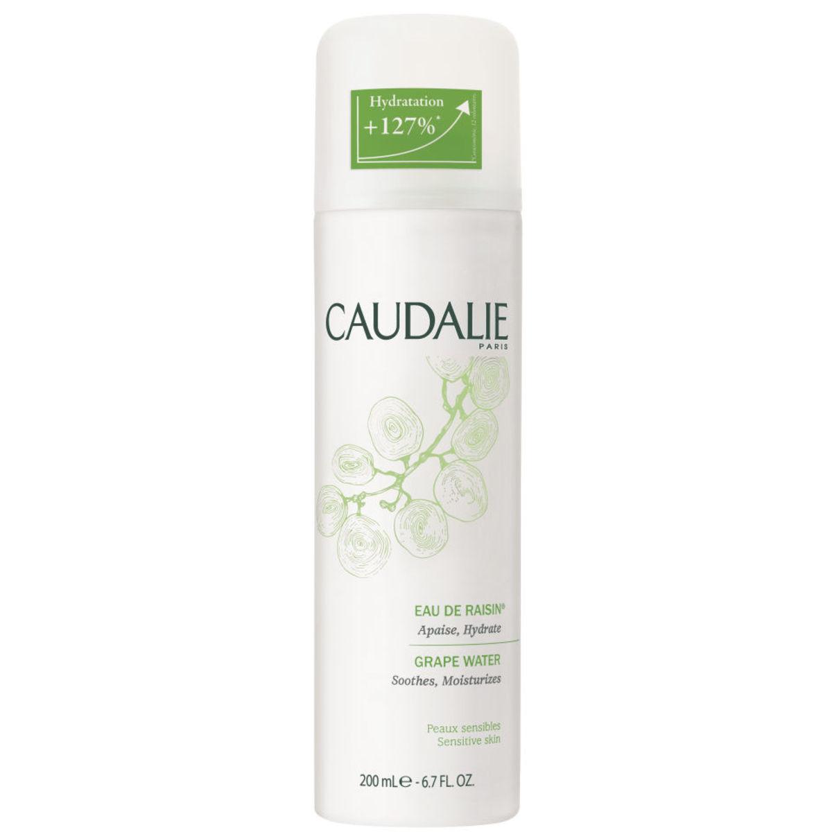 Caudalie Grape Water 歐緹麗 有機葡萄籽水保濕噴霧 200ml 白綠