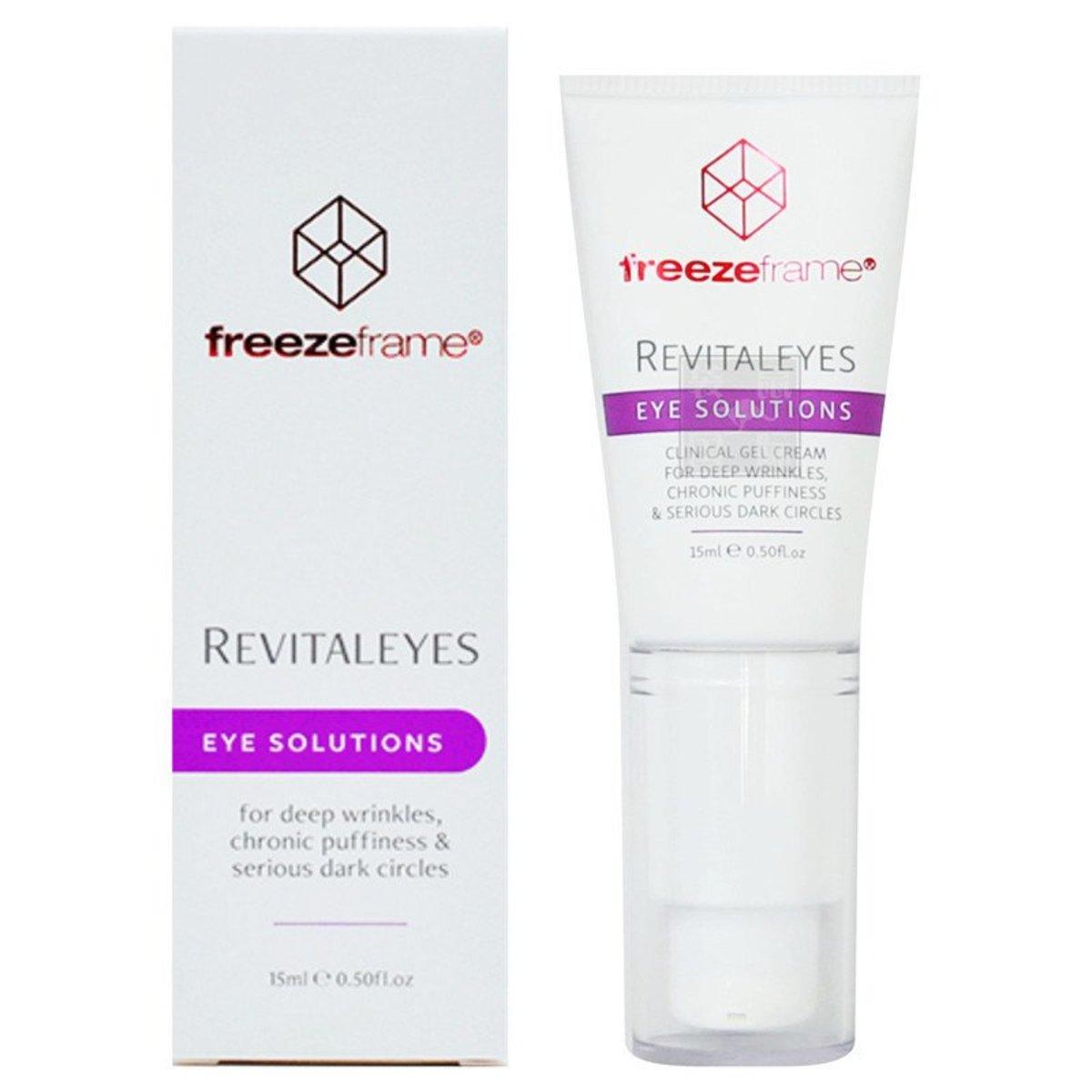 澳洲 freezeframe REVITALEYE Eye Solutions 緊緻全效神奇眼霜15ml