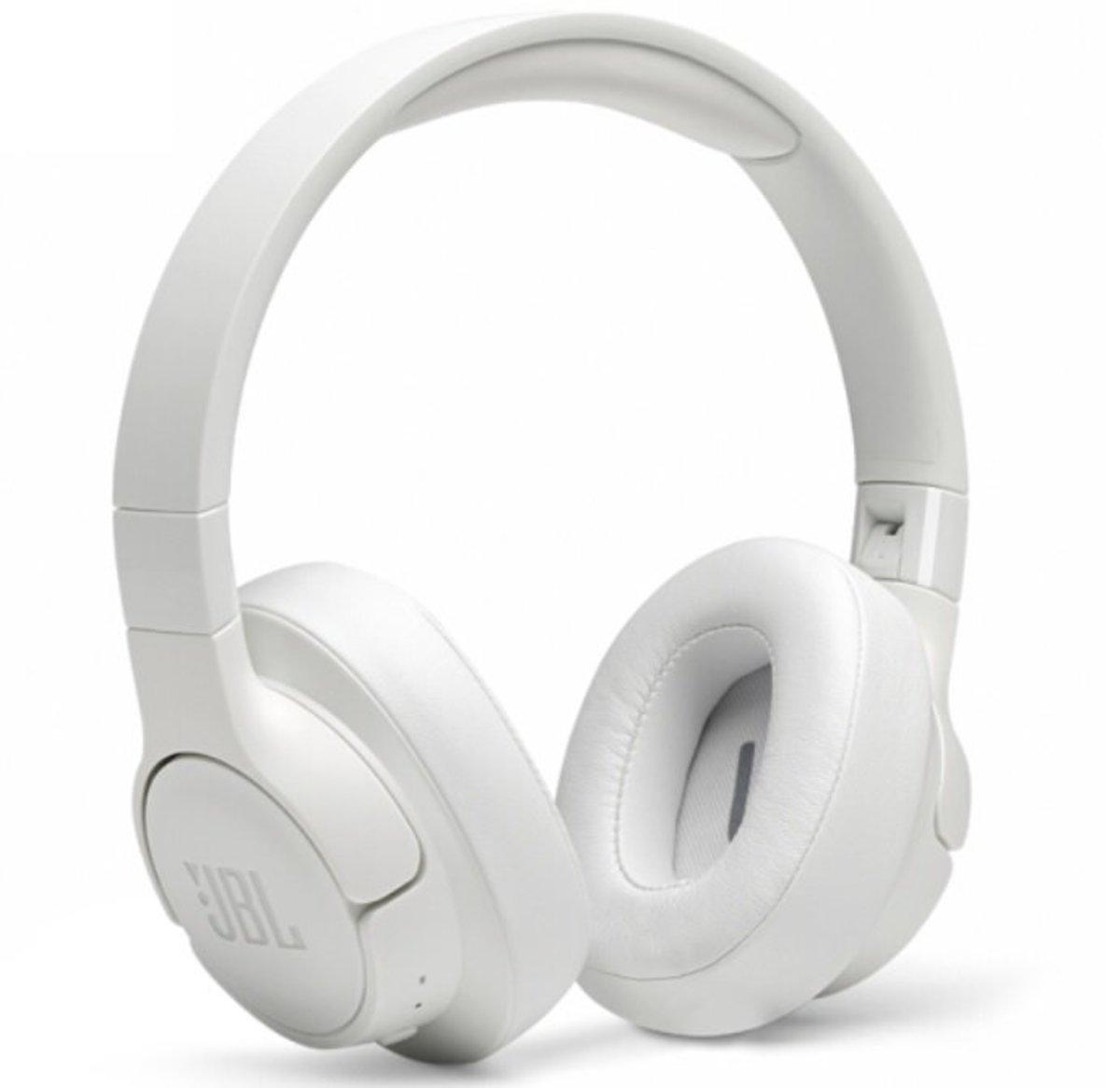 T700BT Wireless on-ear headphones 便攜型藍牙耳罩式耳機 (WHITE)
