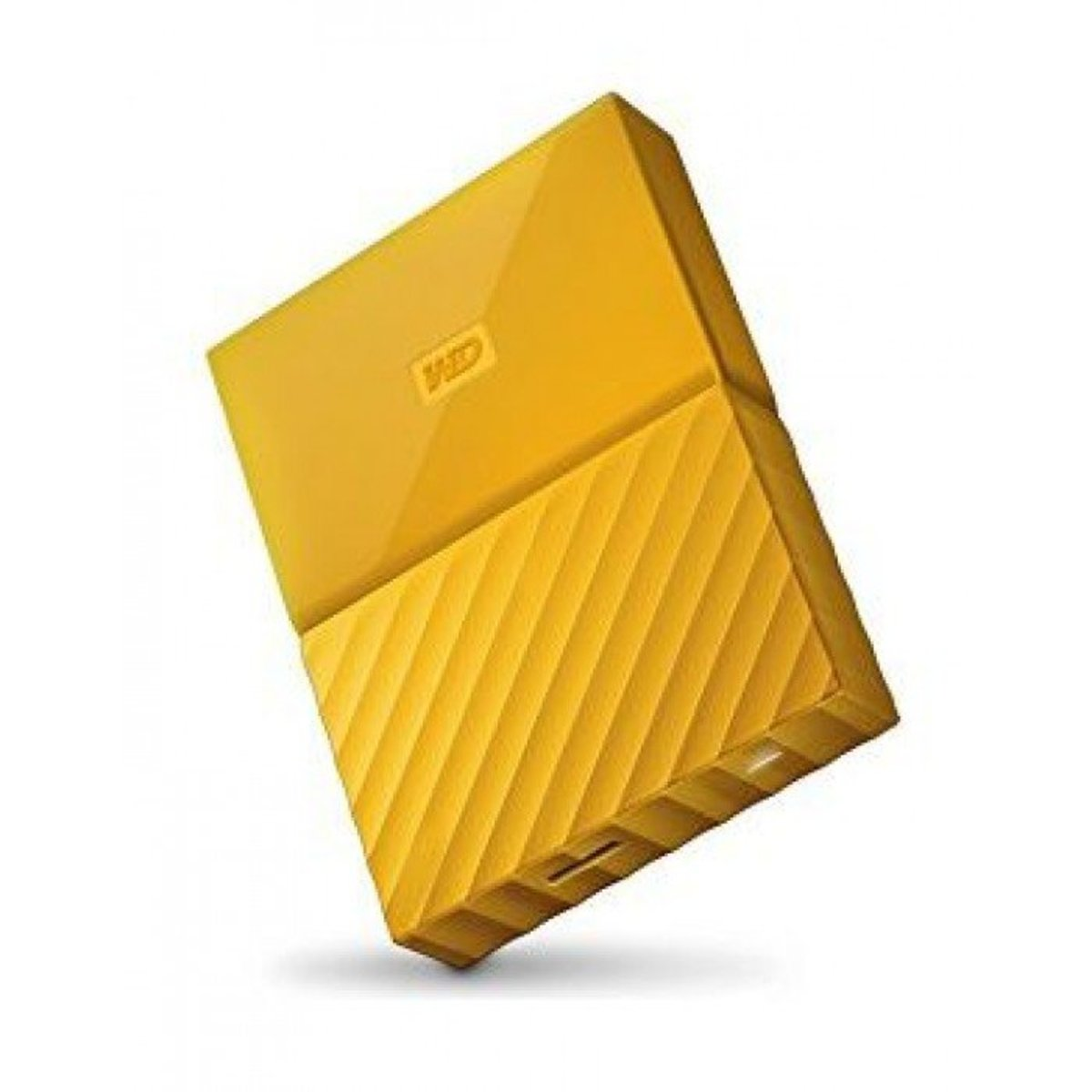 "WD 2.5"" 1TB (YELLOW) My Passport Portable External Hard Drive - USB 3.0 (黃色)"