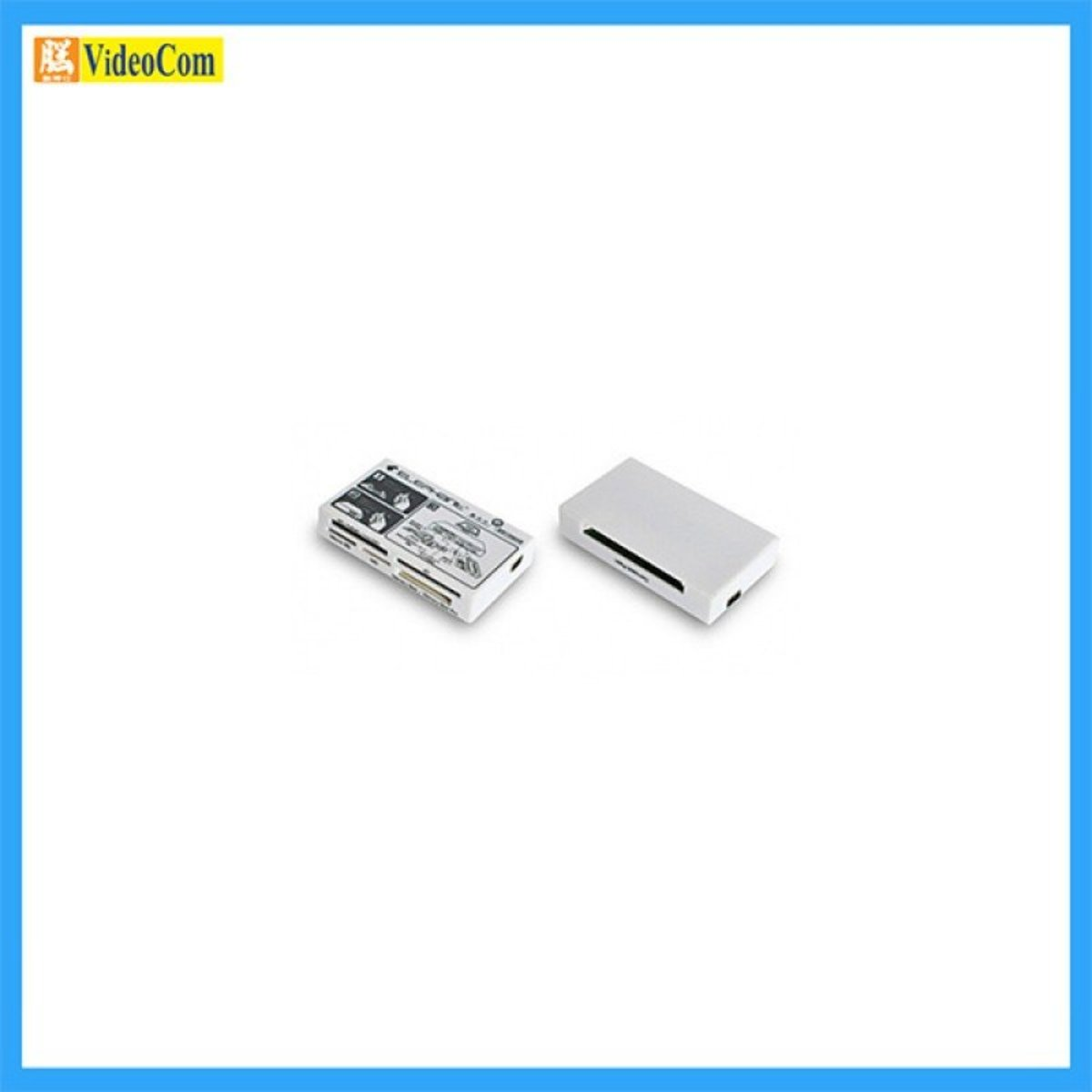 65 IN 1 300x RECOVERY MINI CARD READER (WHITE)