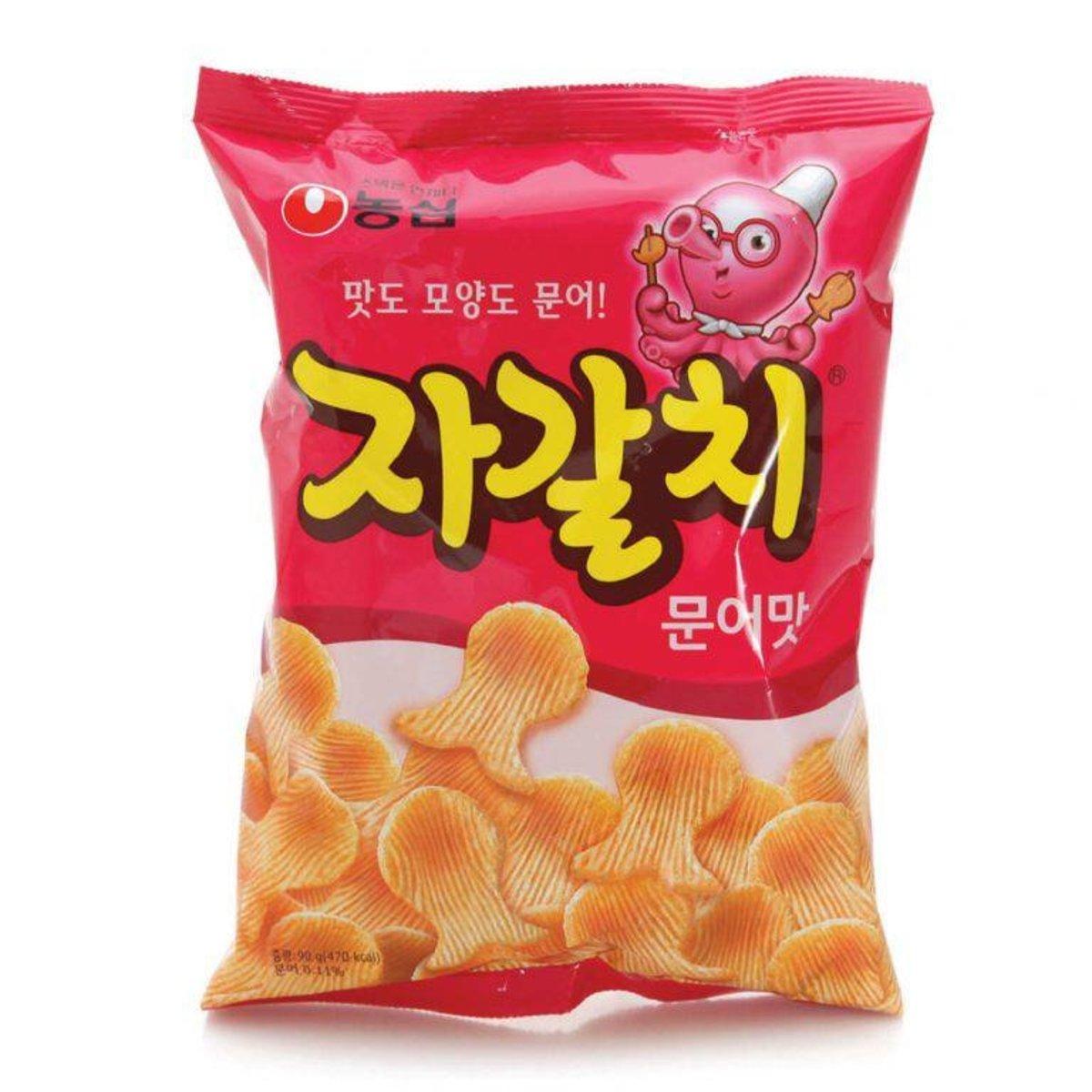 Korean Snack Jagalchi 90g