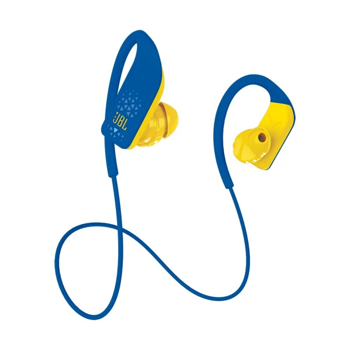 JBL Grip 500 Wireless In-Ear Sport Headphones / Blue (Hong Kong licensed Product)