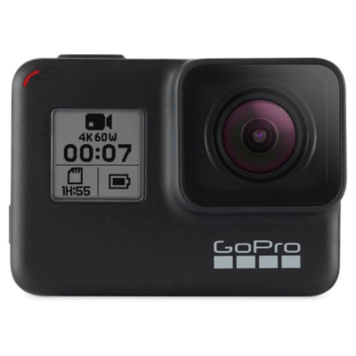 HERO7 4K Action Camera (Black) /Parallel Import