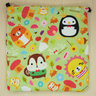 Squly & Friends Drawstring Pouch ( Forest + Travel )