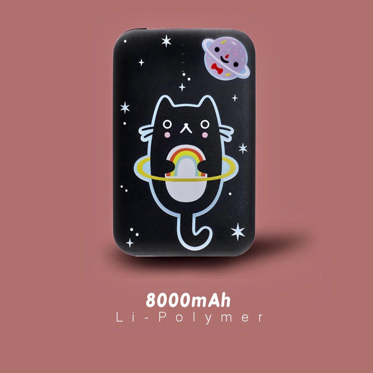 貓星人 / 8000mAh 行動電源