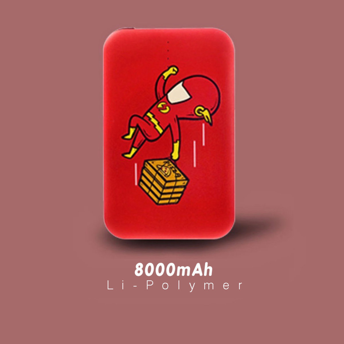 Flying Mouse 365 . Delivery Man / 8000mAh Power Bank