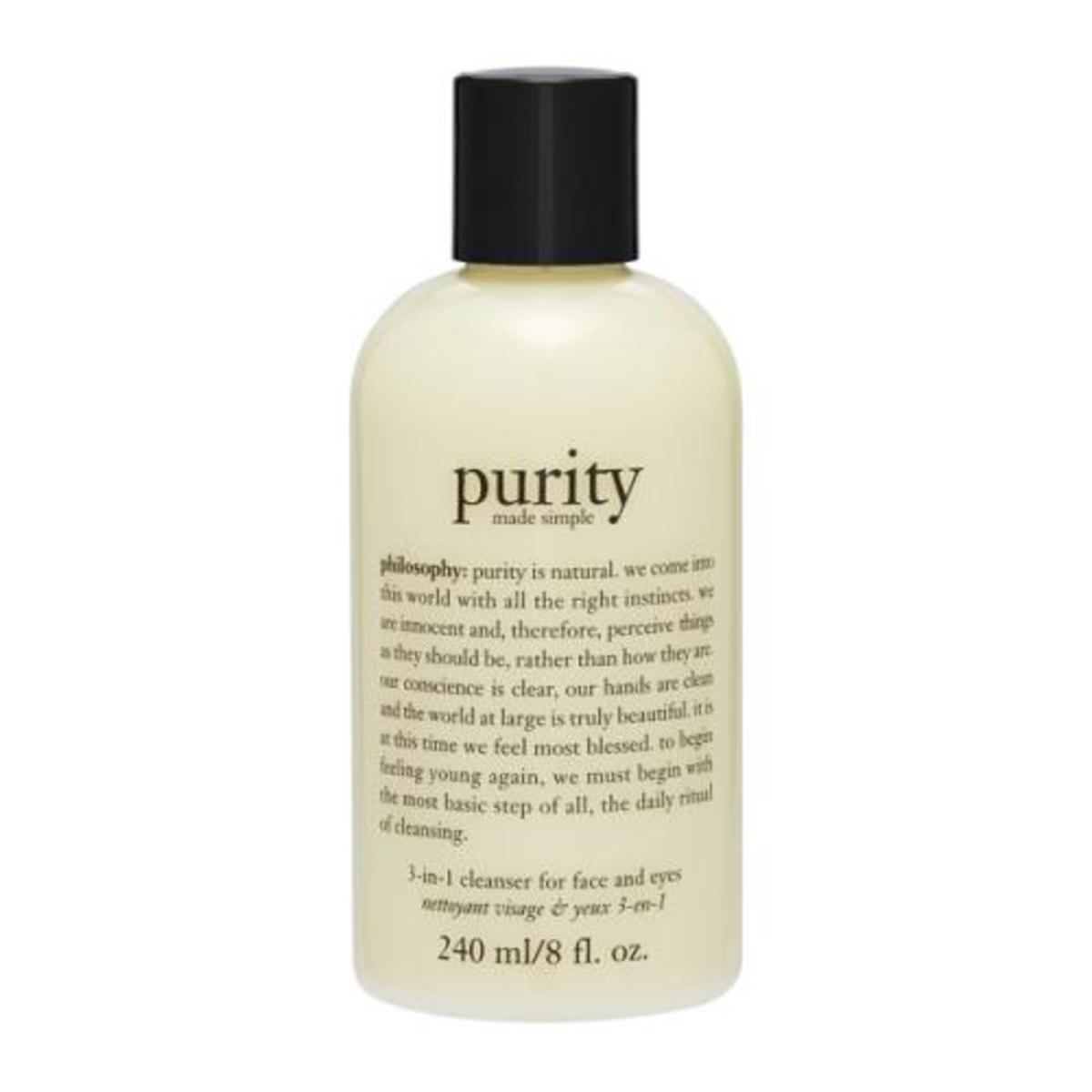 Purity Made Simple One- Step 240ml (Parallel Import Product)