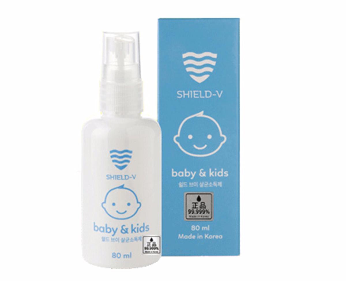 Baby&Kids Cleansing Spray (80ml)