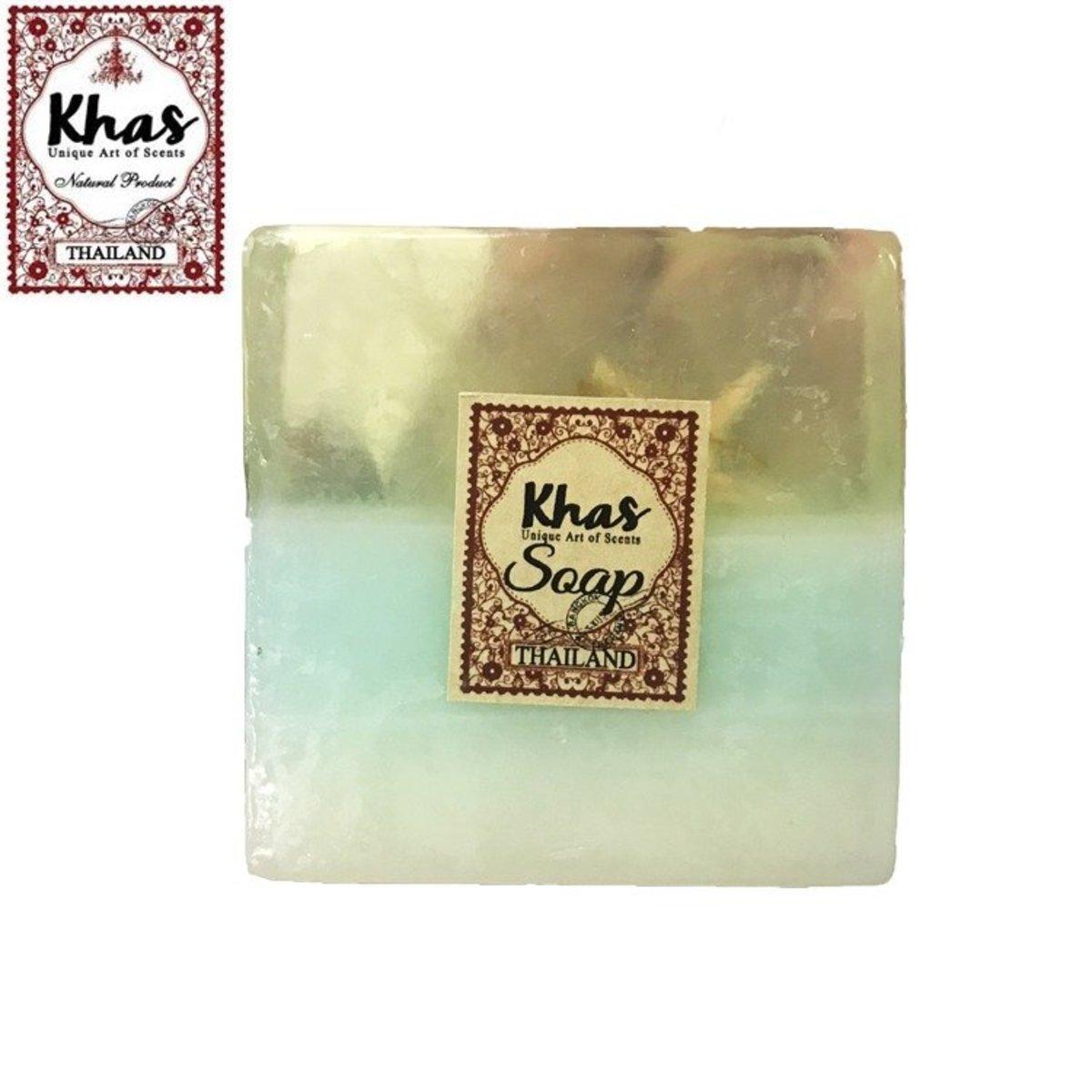 Khas handmade soap (mineral water)