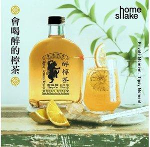 醉貓仙 【醉檸茶】港產醉檸檬茶 Homeshake 雞尾酒 餐前酒 BBQ 火鍋 《每批數量有限,售完即止》