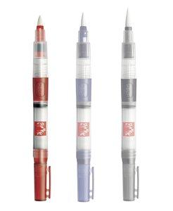 Caran d'Ache Watercolour brush│Fibre-tipped│Small│1 PCS Different Brush tips