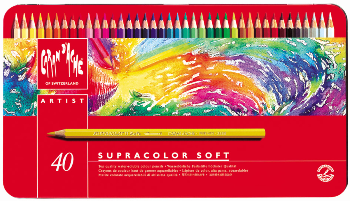 40 SUPRACOLOR Soft Aquarelle