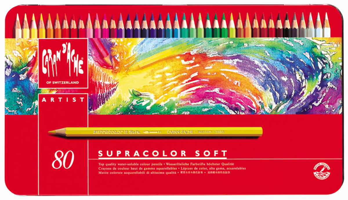 80 SUPRACOLOR Soft Aquarelle