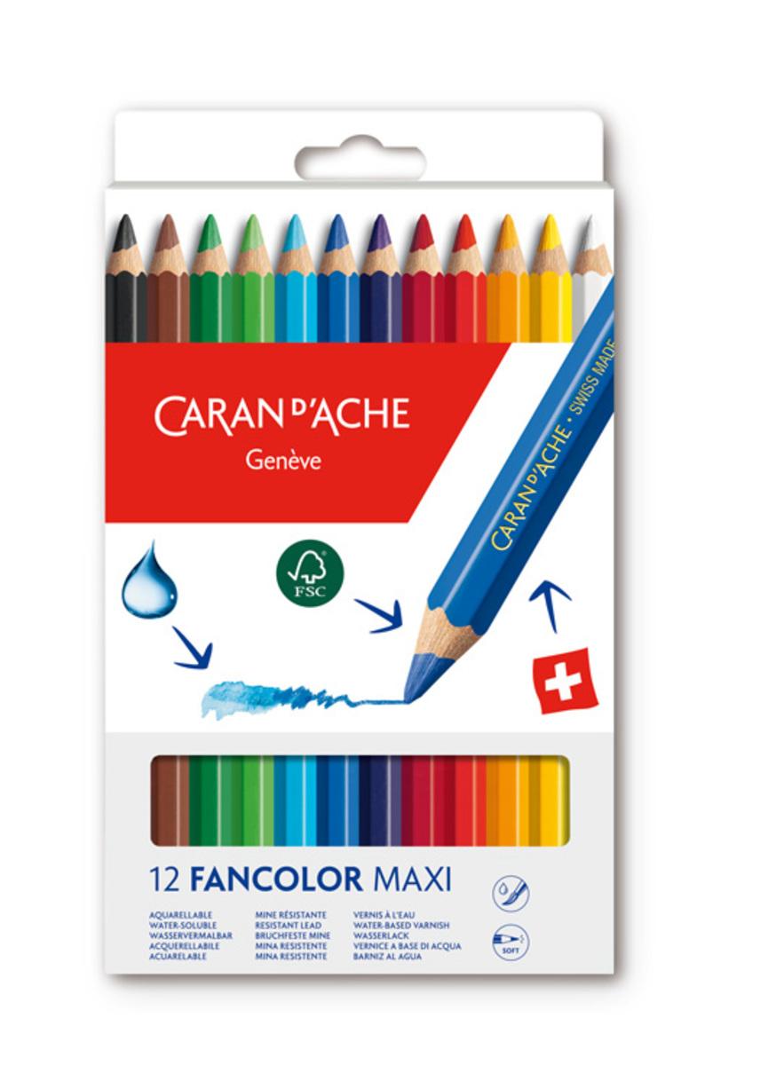 12 FANCOLOR Maxi