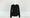 袖口鈕裝飾圓領針織衫