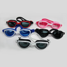 [MS-4400] High Quality Silicone UV Protection Anti-Fog Blue/White Swimming Goggles