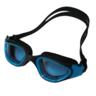 [MS-7200]高級矽膠 防霧 防UV 藍色泳鏡