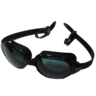 [MS-8600] High Quality Silicone Black Swimming Goggles