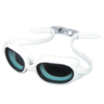 [MS-8600] High Quality Silicone White Swimming Goggles