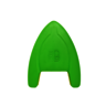 Arrow Shape Kickboard,Colour:Green/Yellow