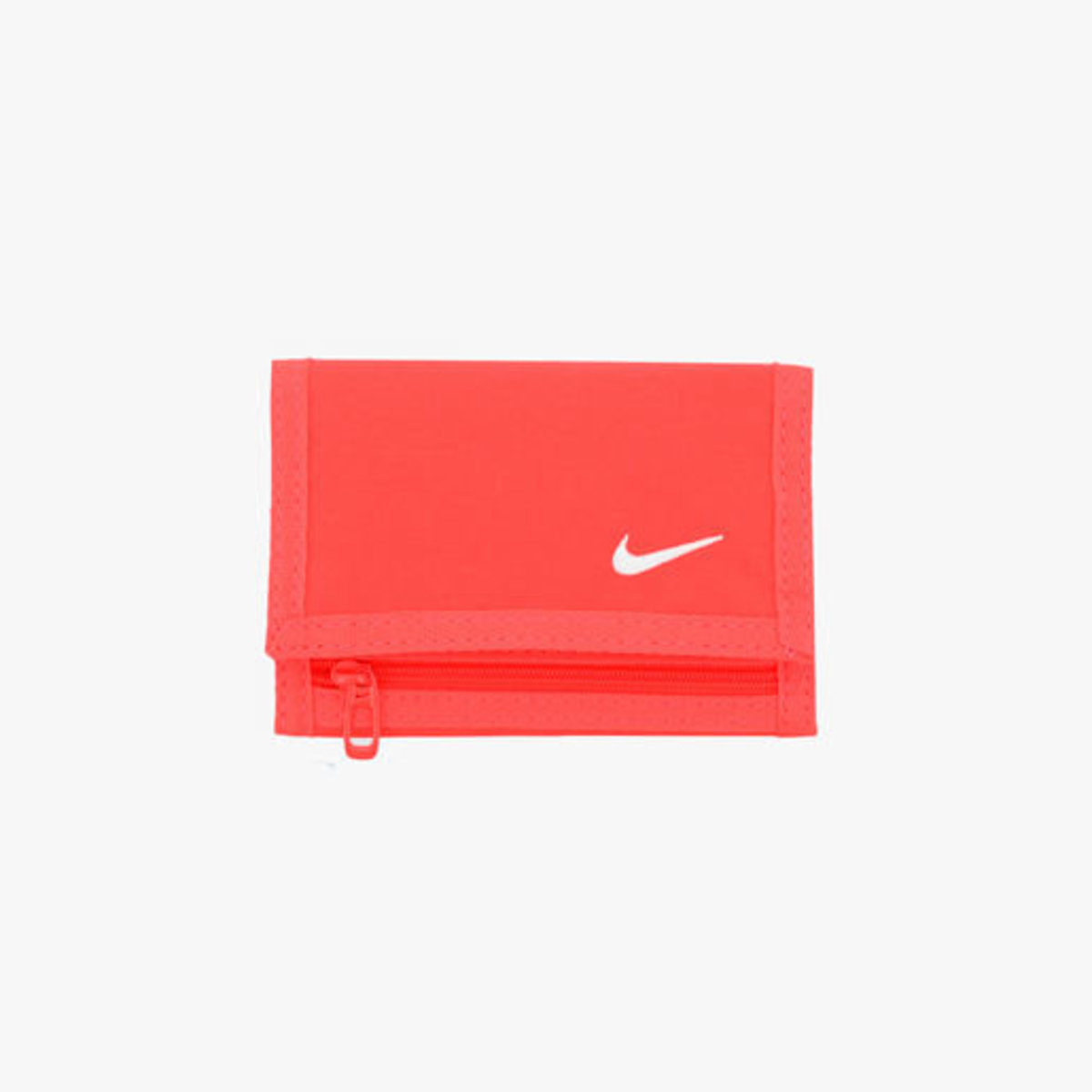 Tri-fold Red Wallet, Convenient and high durability