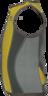 Kid's 2mm Neoprene Vest, Colour: Yellow / Black, Size: 4