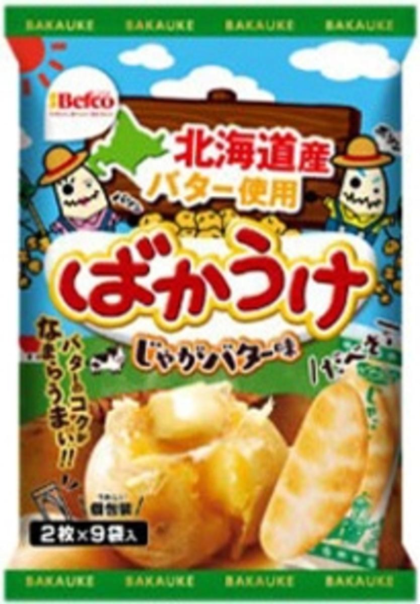Bakauke Jaga Butter 2s×9p