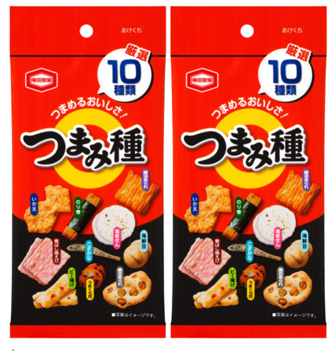 Tsumamidane 48g (2包裝)