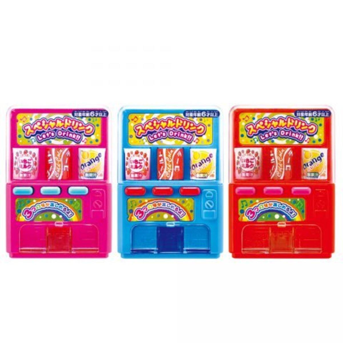 自動販賣機清涼糖第 2 彈 12g (隨機一款)