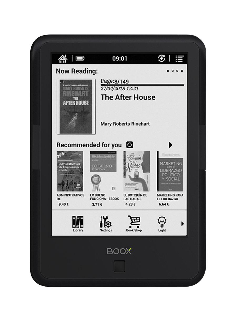 BOOX C67ML Carta+ E-reader (Support PDF, Andorid System)