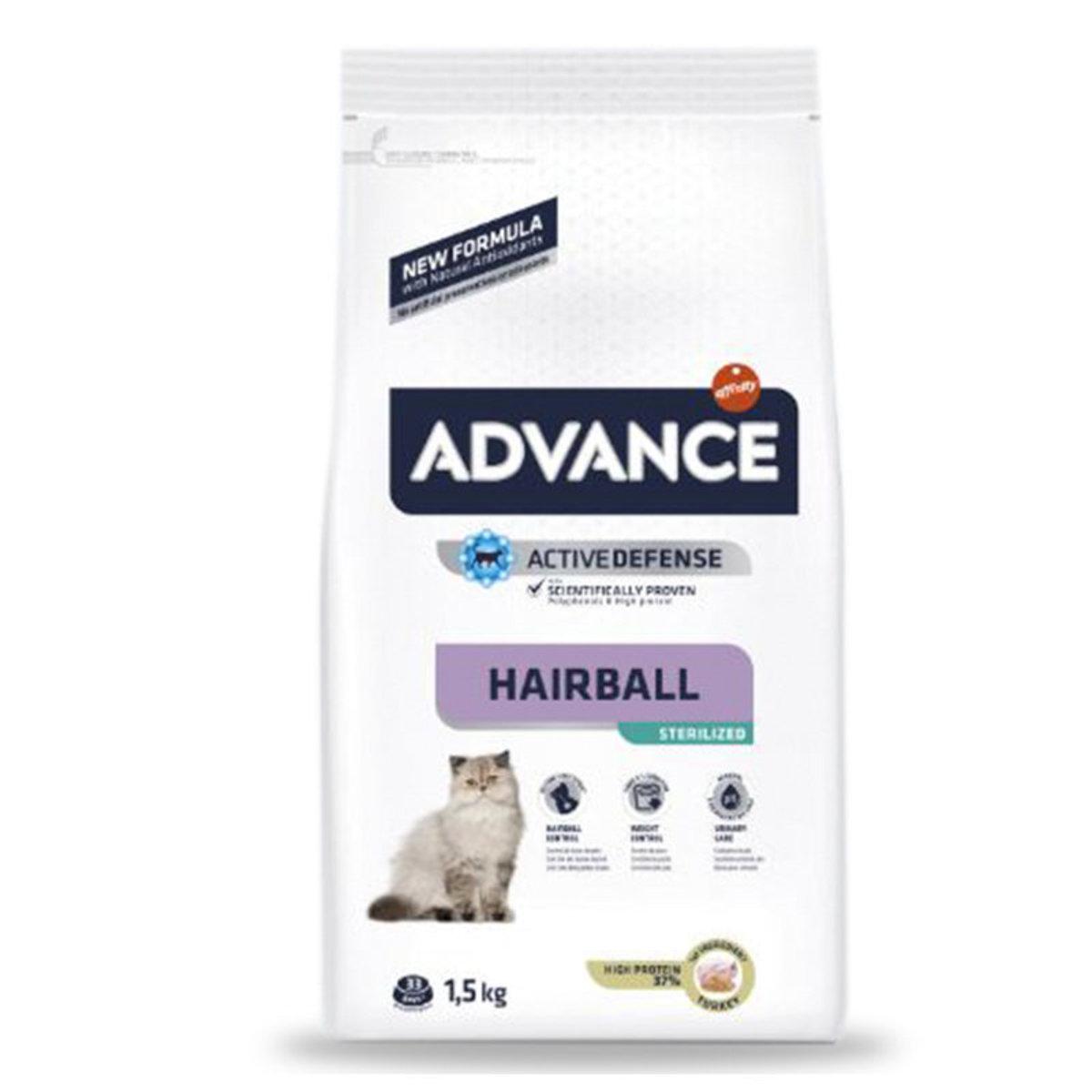 Advabce Activedefense Hairball