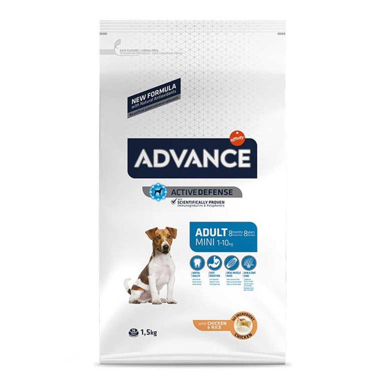 日常護理小型成犬糧1.5kg