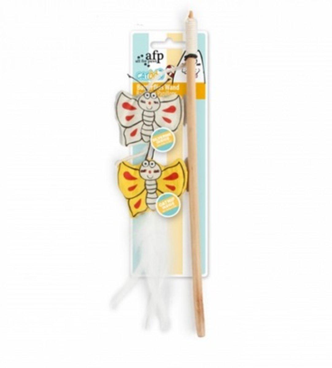 Butterflies Wand 125x7.3x1cm