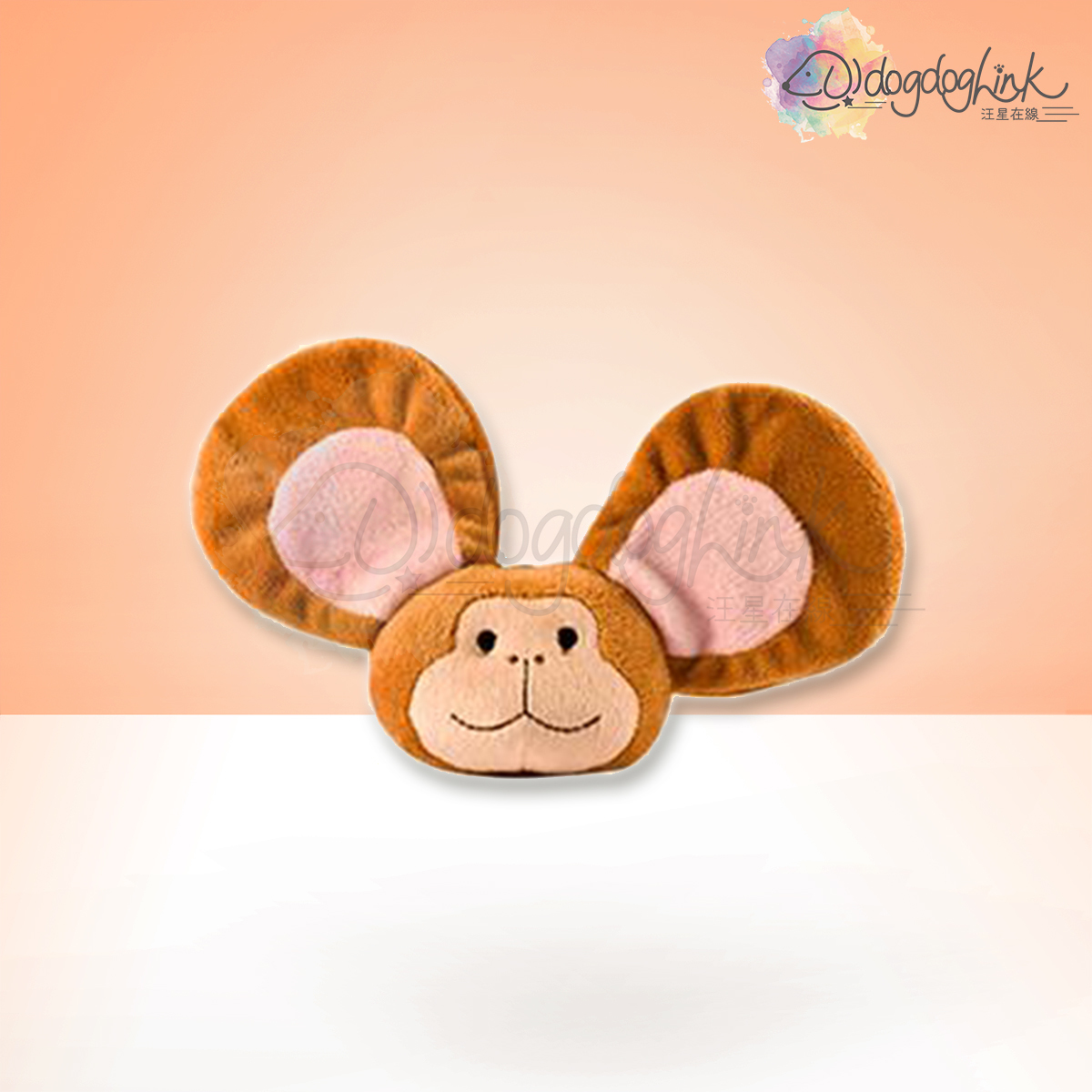 Big Ear - Monkey 11x18x6cm