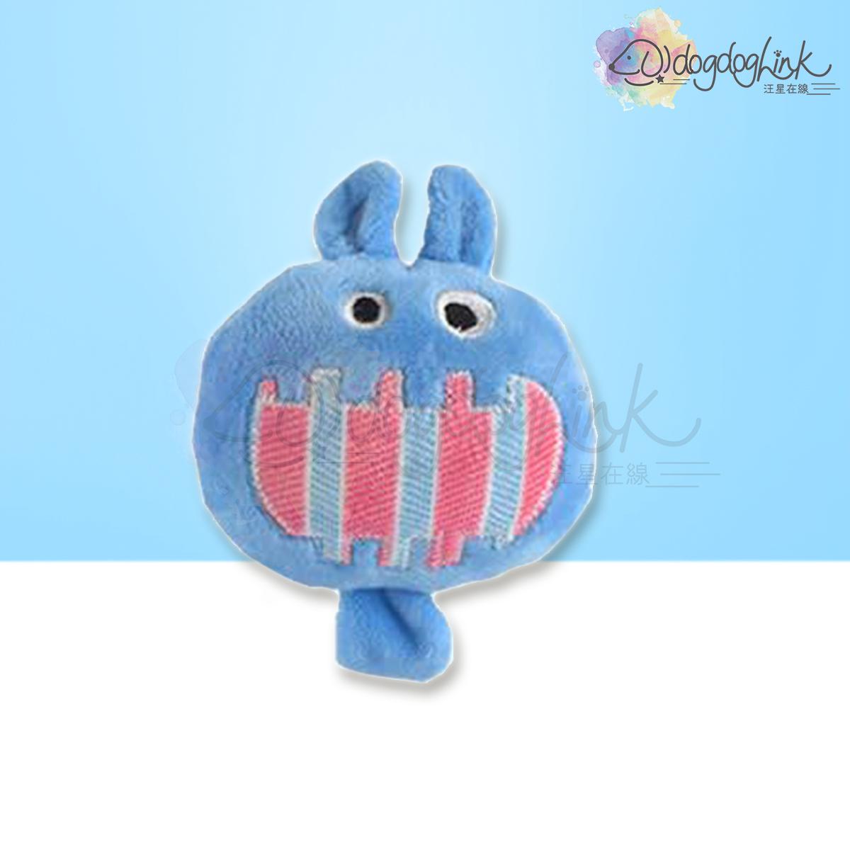 Big Mouth Series - Blue 13x10x3.5cm