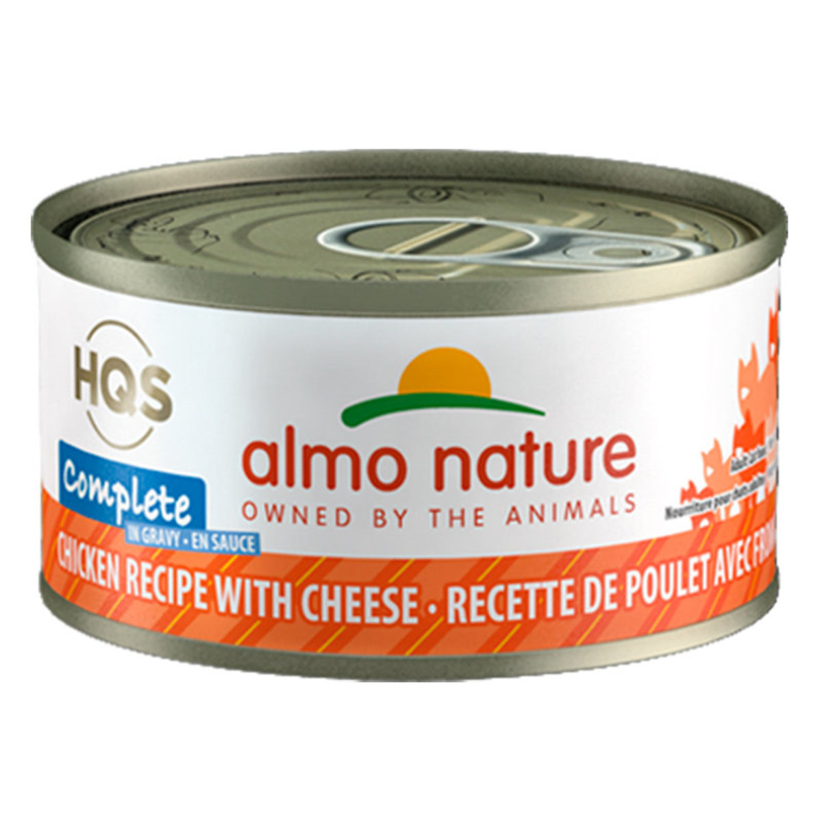 Almo Nature Chicken recipe with cheese 70g